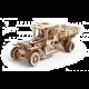 UGEARS stavebnice - Truck UGM 11, dřevěná, mechanická