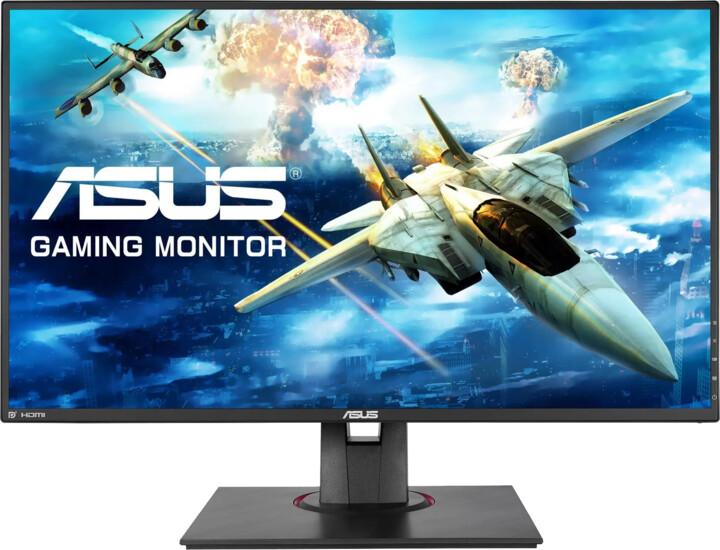 "ASUS VG278QF - LED monitor 27"""