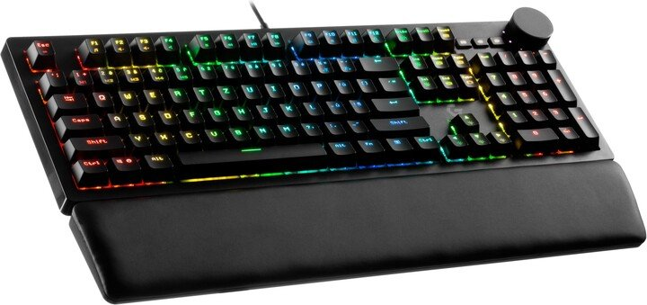 CZC.Gaming Guardian, herní klávesnice, Kailh Red, CZ
