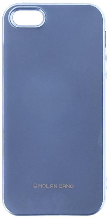 Molan Cano Jelly TPU Pouzdro pro Huawei Mate 10 Lite, nebesky modrá
