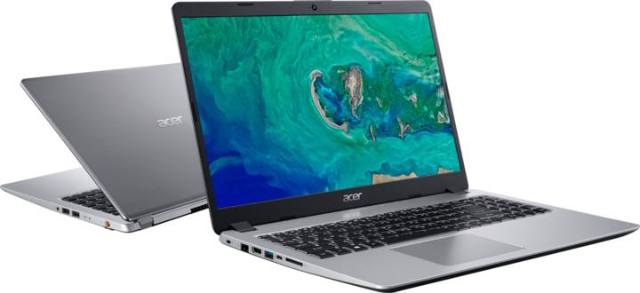 Acer Aspire 5 (A515-52-51TW), stříbrná