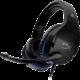 HyperX Cloud Stinger for PS4, černá/modrá