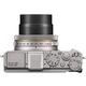 Nikon DL 24-85mm, stříbrná