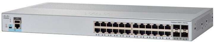 Cisco Catalyst C2960L-24TS-LL