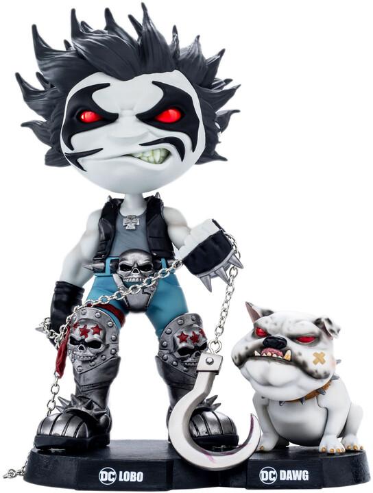 Figurka Mini Co. Komiksová série - Lobo and Dawg