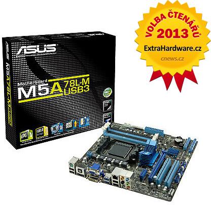 ASUS M5A78L-M/USB3 - AMD 760G