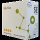 Solarix instalační kabel CAT5E UTP PVC E 500m/box SXKD-5E-UTP-PVC