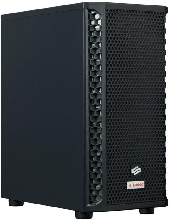 HAL3000 MEGA Gamer Elite XT, černá