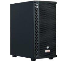 HAL3000 MEGA Gamer ProS, černá - PCHS2452