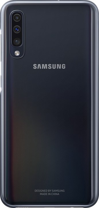 Samsung Gradation zadní kryt pro Samsung A505 Galaxy A50, černá