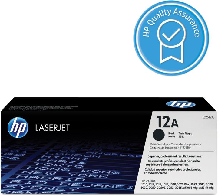 HP CB540A, černý
