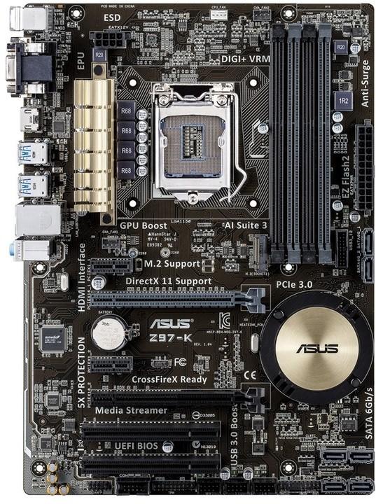 ASUS Z97-K - Intel Z97