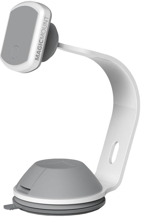 Scosche MagicMount Pro Home/Office magnetický držák, bílý