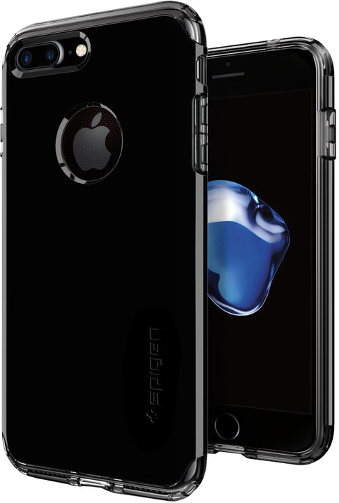 Spigen Hybrid Armor pro iPhone 7, jet black