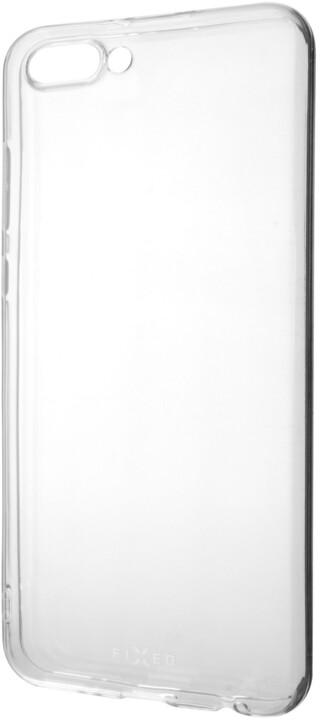 FIXED TPU gelové pouzdro pro Honor View 10, čiré
