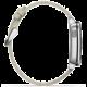 Pebble SmartWatch Time Steel, stříbrná
