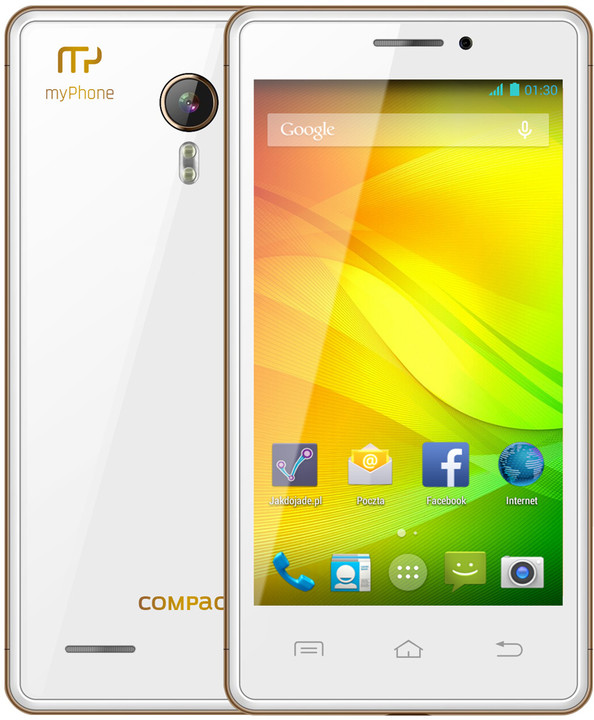 myPhone COMPACT, Dual Sim