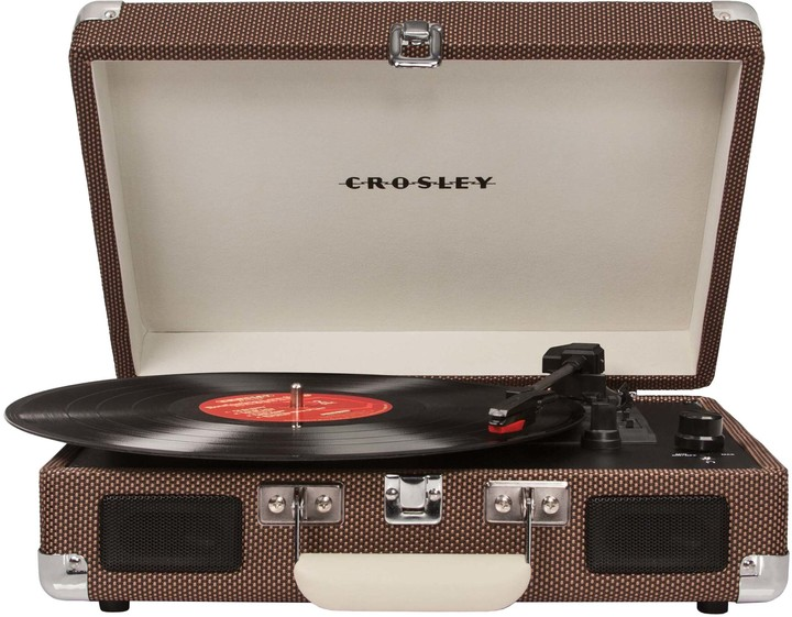 Crosley Cruiser, tweed