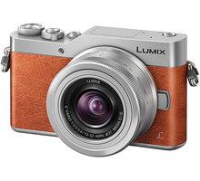 Panasonic Lumix DMC-GX800, hnědá + 12-32 mm - DC-GX800KEGT