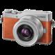 Panasonic Lumix DMC-GX800, hnědá + 12-32 mm  + Voucher až na 3 měsíce HBO GO jako dárek (max 1 ks na objednávku)