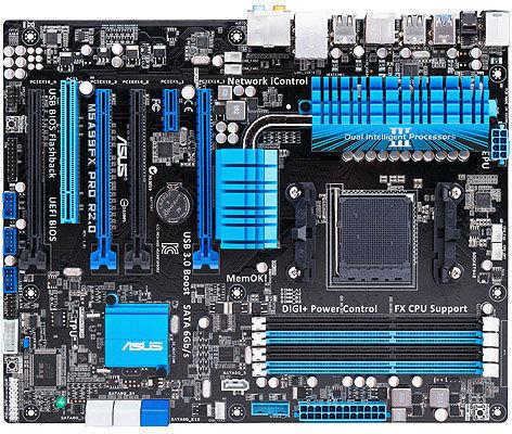 ASUS M5A99FX PRO R2.0 - AMD 990FX