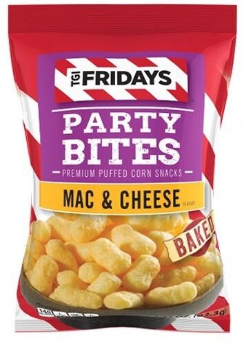 TGI Fridays Mac & Cheese Party Bites