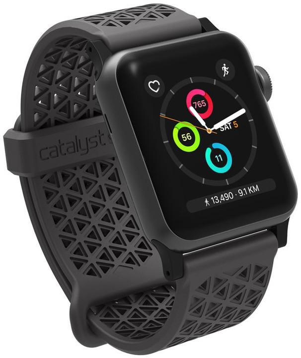 Catalyst Sport Band, gray - Apple Watch 38mm
