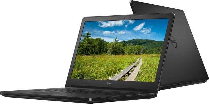 Dell Inspiron 15 (5559), černá