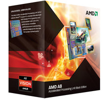 AMD A8-3870K Black Edition