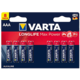VARTA baterie Longlife Max Power AAA, 8ks