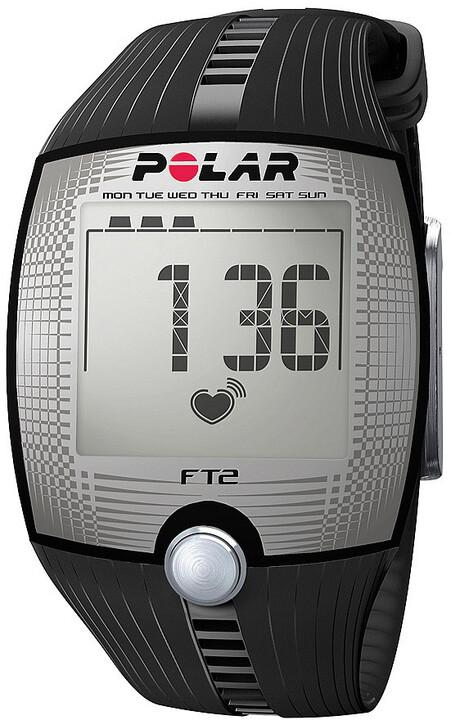 Polar FT2, černá