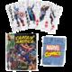 Herní karty Marvel - Comic Book