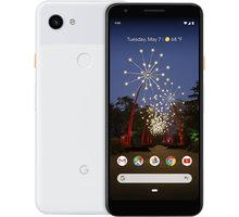 GOOGLE Pixel 3a XL, 4GB/64GB, bílá