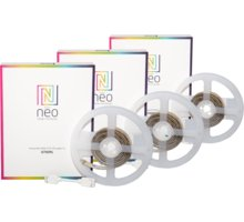 IMMAX Neo 3x RGB+CCT LED pásek 1m Zigbee