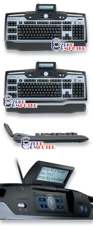 Logitech G15 Gaming Keyboard CZ