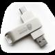 Kindermann Klick & Show USB A/C Drive - 16GB