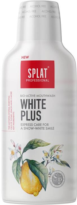 Ústní voda - Splat White plus NEW, 275ml