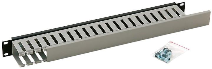 """Triton vyvazovací panel RAB-VP-X02-A1, 1U, 19"""", šedo-černá"""