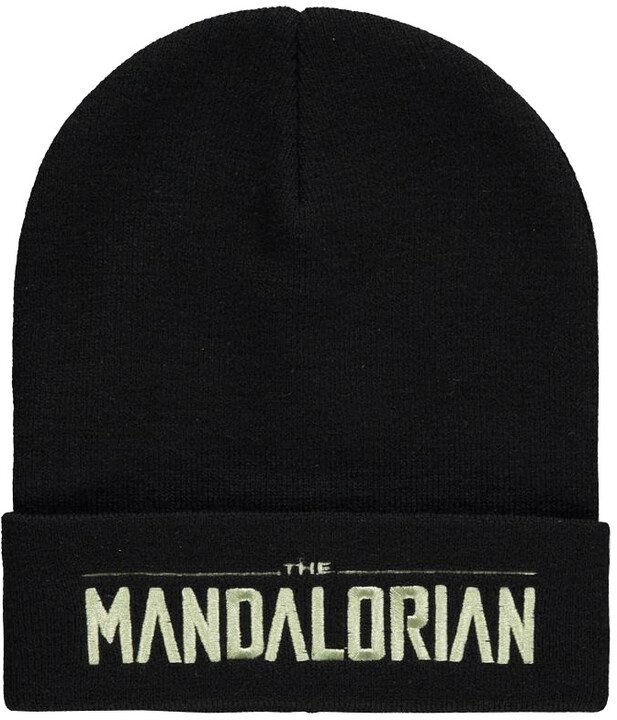 Čepice Star Wars: The Mandalorian - Logo
