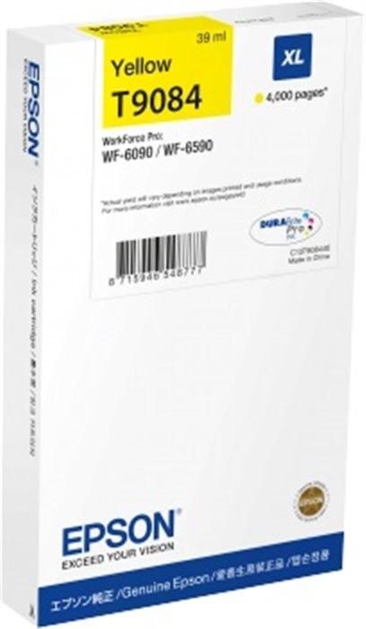 Epson C13T908440, XL, žlutá
