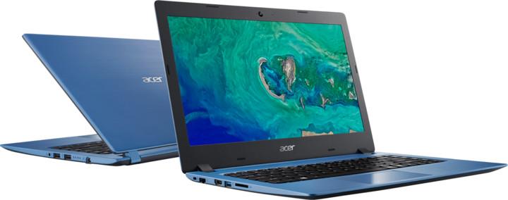 Acer Aspire 1 (A114-32-C57A), modrá + Office 365 Personal