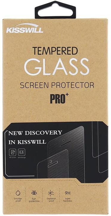 Kisswill Tvrzené sklo 0.3 mm pro LG X Power 2 2017