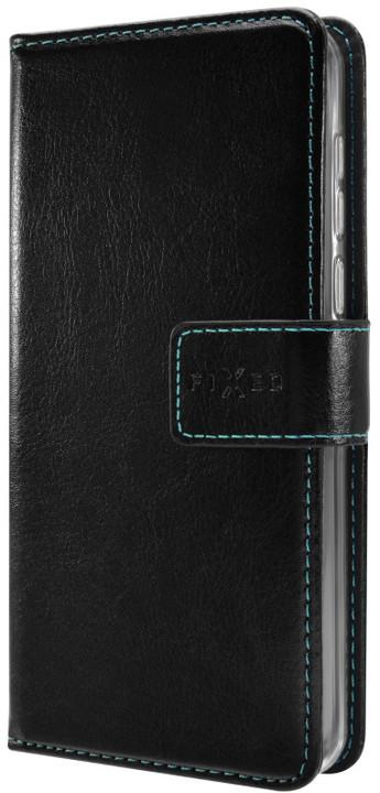 FIXED Opus pouzdro typu kniha pro Honor 8, černé