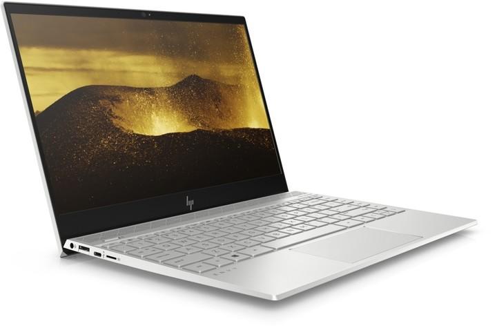 HP ENVY 13-ah0005nc, stříbrná