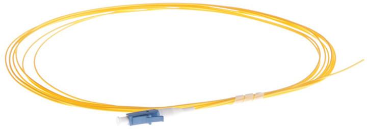 Masterlan optický pigtail, LCupc, Singlemode 9/125, G.657.A2, 3m