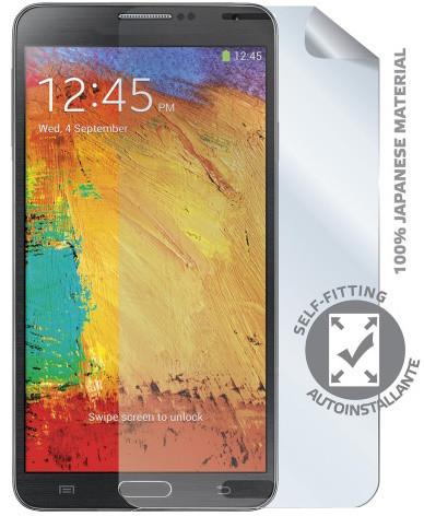 CELLY ochranná fólie displeje pro Galaxy Note 3, lesklá, 2ks