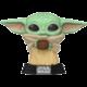 Figurka Funko POP! Star Wars Mandalorian - The Child with Cup