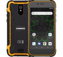 myPhone Hammer Active 2, 2GB/16GB, Orange - TELMYAHACTIVE23GOR + FOREVER bluetooth FM Transmiter TR-330 s LCD v hodnotě 399 Kč