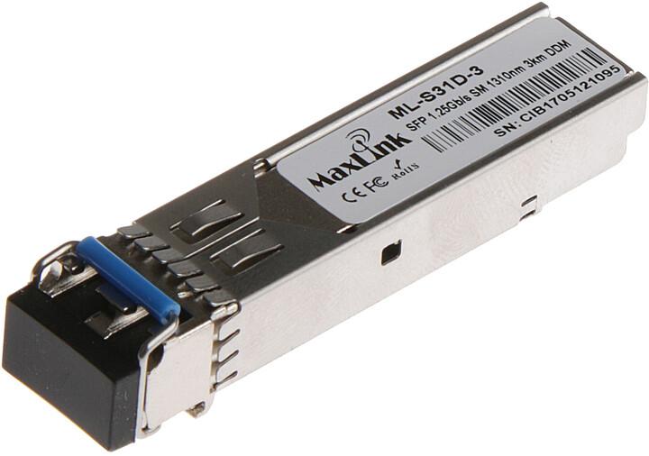 MaxLink SFP optický modu, Cisco kompatibilní