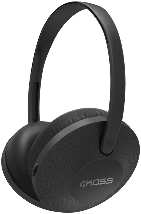 KOSS KPH/7 Wireless, černá